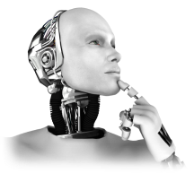 picture of robot head