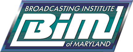 broadcasting institute of maryland logo